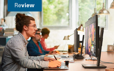 The T3 Awards 2021 crowned the  Philips Brilliance 329P1H as the best 4K monitor on the market.