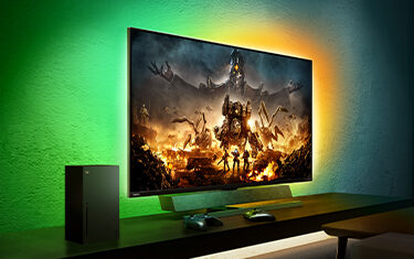 Philips Momentum, World's First Monitor Designed for Xbox